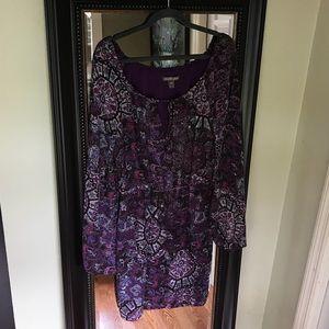 Women's Purple Dress